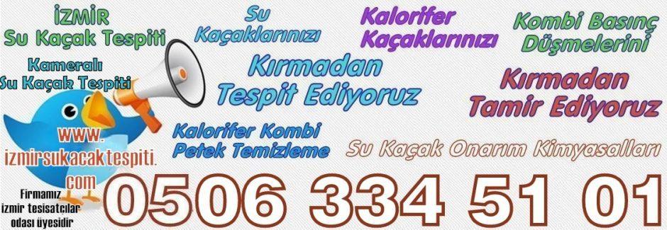 Kaçak Tespiti-Kaçak Tespit-Su Kaçağı Tespiti
